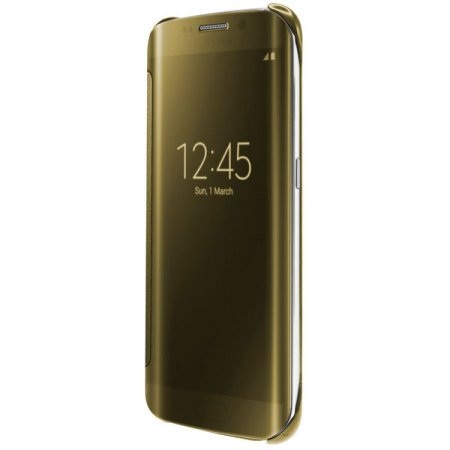 reputable site bb27f 12402 Original Rapid Zone Flip Cover For Samsung Galaxy J7 (2016) - Golden