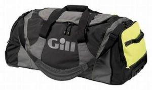 Gill Rolling Jumbo Bag 2012 black/HiVis L001