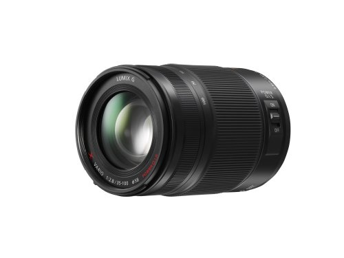 Panasonic Lumix G X Vario 35-100mm f/2.8 OIS Lens (Micro Four Thirds Mount)