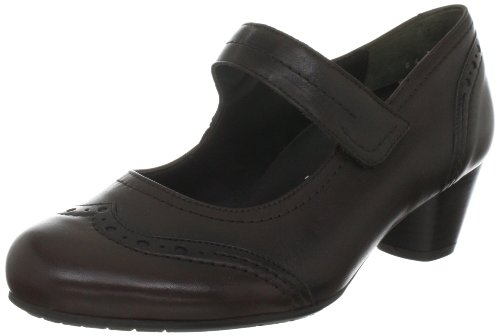 Semler Celine Pumps Womens Brown Braun (espresso 041) Size: 6.5 (40 EU)