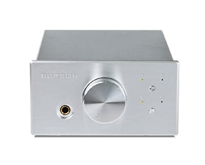 Burson Audio - Soloist SL - Headphone Amplifier by BURSON