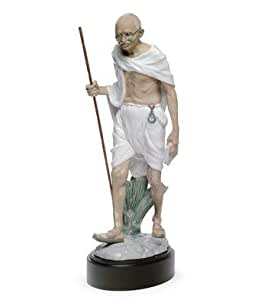 Mahatma gandhi lladro porcelain home kitchen - Consider including lladro porcelain figurines home decoration ...