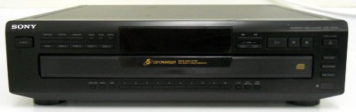 sony-cdp-ce405-compact-disc-player-changer-w-5-cd-changer