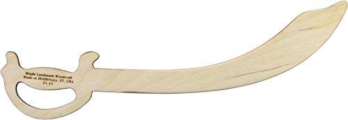 Wooden Play Cutlass - Made in USA