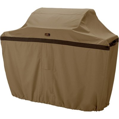 Bbq Patio Cover - Tan, Fits X-Large BBQ Carts Up To 70In.L X 24In.D X 48In.H