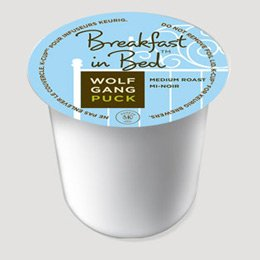 Wolfgang Puck Breakfast In Bed 24 K-cups For Keurig Brewers