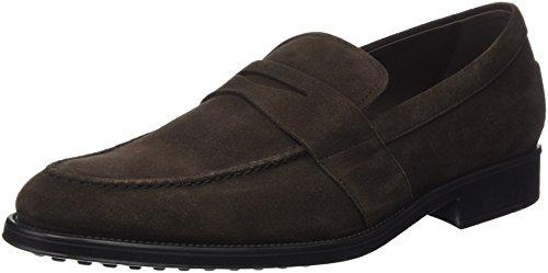 tods-zapatos-de-cordones-brogue-para-hombre-color-testa-moro-talla-42