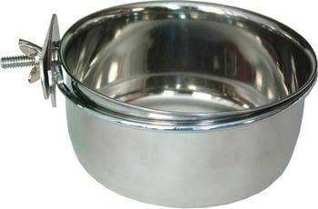 Cheap Bird Supplies 10 Oz Coop Cup W/ Bolt Holder (BLV4230)