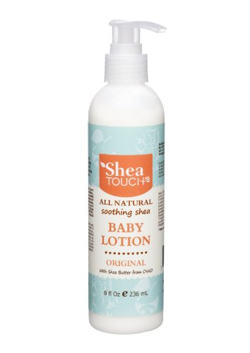 Shea Touch - Soothing Shea Baby Lotion - Original (8 fl Oz. / 236 ml) - 1