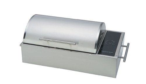Kenyon B70082 Floridian All Seasons Portable Stainless Steel Electric Grill, 120V image B003YFHPGU.jpg