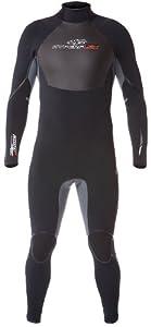 Buy Hyperflex Wetsuits Mens Amp K Wind Series 3 2mm Back Zip Full Suit by Hyperflex