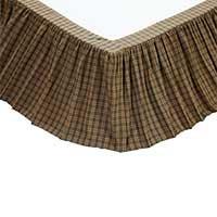 """Barrington Queen Bed Skirt 60X80X16"""""""