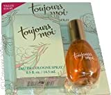 Toujours Moi by Dana for Women Eau De Cologne Spray / 14.5 Ml