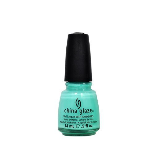 China Glaze Nail Polish .5 Oz Electropop Aquadelic Lacquer 80737 Salon Girly (Girly Nail Polish compare prices)
