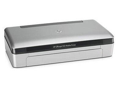 Oj 100 Mobile Inkjet Printer 4800x1200 Usb Bt Us Can