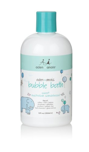 aden + anais Bubble Bath, 12 Fluid Ounce - 1