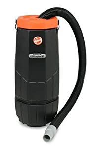 Hoover CH85000 Ground Command Commercial 10-Quart Backpack Vacuum with 2-Stage Motor