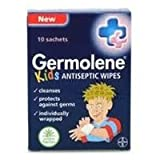 Germolene Kids Antiseptic Wipes [Personal Care]