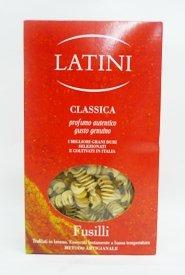 Latini Classica Fusilli Pasta Full Case 12/17.6 Oz