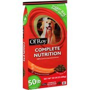 Ol' Roy Complete Nutrition Dog Food, 50 lb(Pack of 2)