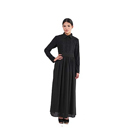 9f0b69afde Sumhoo Women's Long Islamic Clothing Muslim Kaftan Abayas Dress ...