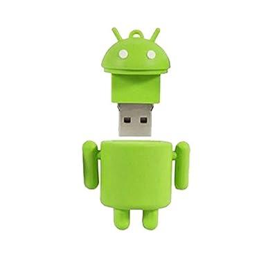 Quace 16GB Android Cartoon USB Pen Drive