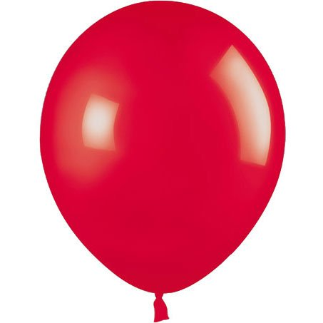 "11"" Fashion Red Betallatex Balloons (10ct)"
