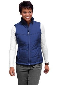 Port Authority Ladies Puffy Vest. L709