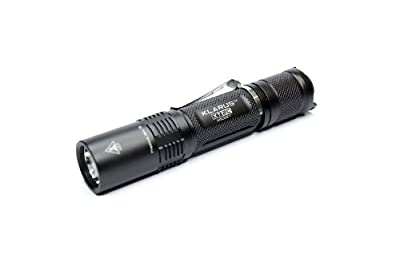 Klarus XT2C XM-L U2 Cree LED Flashlight, Grey by Light Junction
