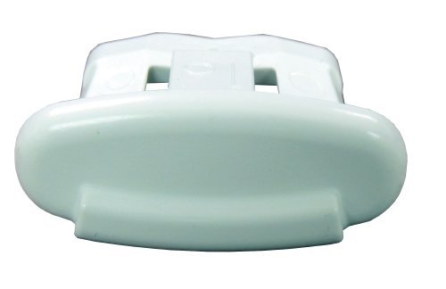 Supco DW10304 Rack Slide End Cap for WD12X10304 (Dishwasher Top Rack End Caps compare prices)