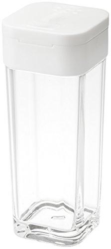 山崎実業 スパイスボトル タワー ホワイト 2863