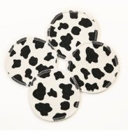 Breast Pads Brand Nursing Bra Pads 4 Pack (2 Pair) Cow - 1