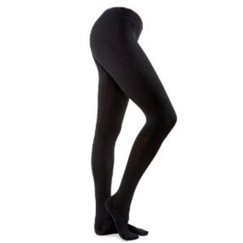 Women's Footed Cotton Fleece tights