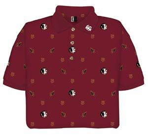 Florida State Chiliwear Polo Shirt by Chiliwear LLC