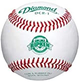Diamond Sports DCR-1 Cal Ripken Game Play Competition Grade Leather Baseball (Sold in Dozens)
