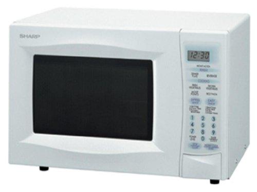 Sharp 220 Volt Medium Size 23L Microwave Oven 220/240V Non-Usa Compliant front-607559