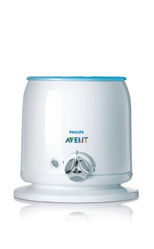 avent express bottle warmer instructions