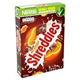 Nestle Limited Edition Shreddies 500G