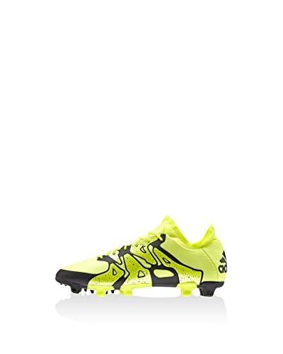 adidas Scarpa Da Calcio X Hi Fg/Ag [Giallo/Nero]