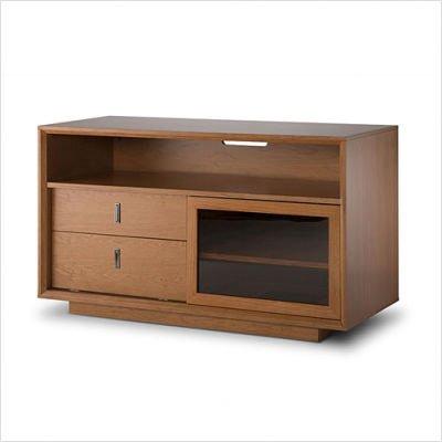 buy low price espresso oak salamander madrid wood double tv stand ma5028 e. Black Bedroom Furniture Sets. Home Design Ideas