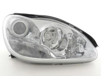 Spare parts headlight right Mercedes Benz S-Classe (Typ W220)