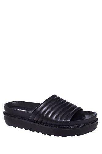 Irene Slip On Platform Sandal