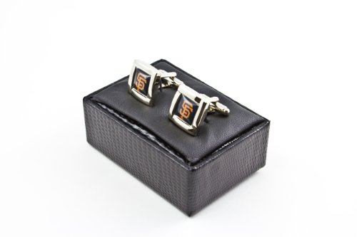 MLB San Francisco Giants Square Cuff Links