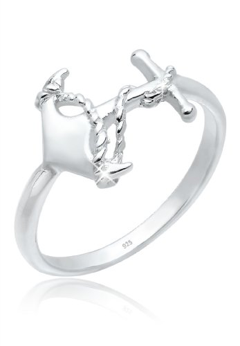 Elli Damen-Ring  Sterling-Silber 925 0608742213