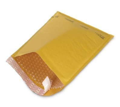 50 #4 9.5x14.5 KRAFT BUBBLE MAILERS PADDED ENVELOPES #4