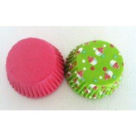 Sweet Treats Cupcake juego de envoltorios para magdalenas (juego de 75)