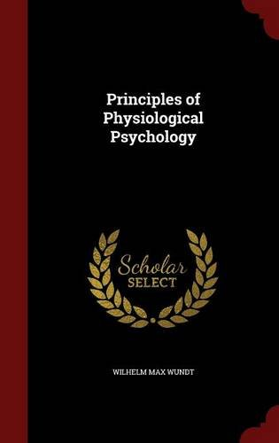 Principles of Physiological Psychology