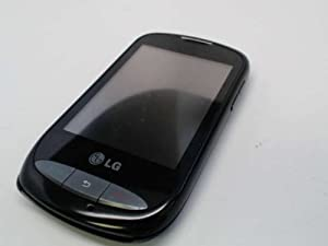Tracfone LG LG800G with 1200 Minutes and Triple Minutes for Life!! (Tracfone)