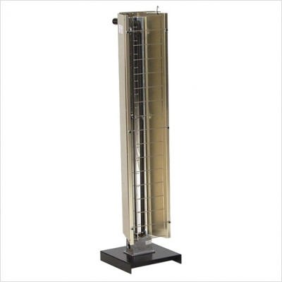 Images for Portable Electric 15,359 BTU Heavy Duty Infrared Heater