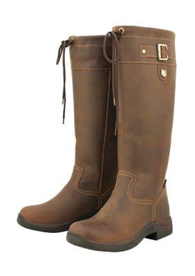 Dublin Torrente Leather Boots